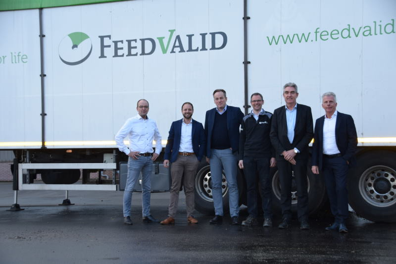 FeedValid investeert in nieuwe productielijn Ottevanger